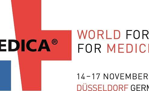 Medica 2016 logo